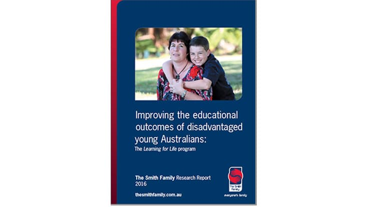 Improving the educational outcomes of disadvantaged young Australians