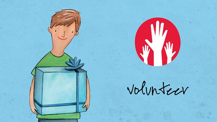 Toy & Book Appeal - Volunteer